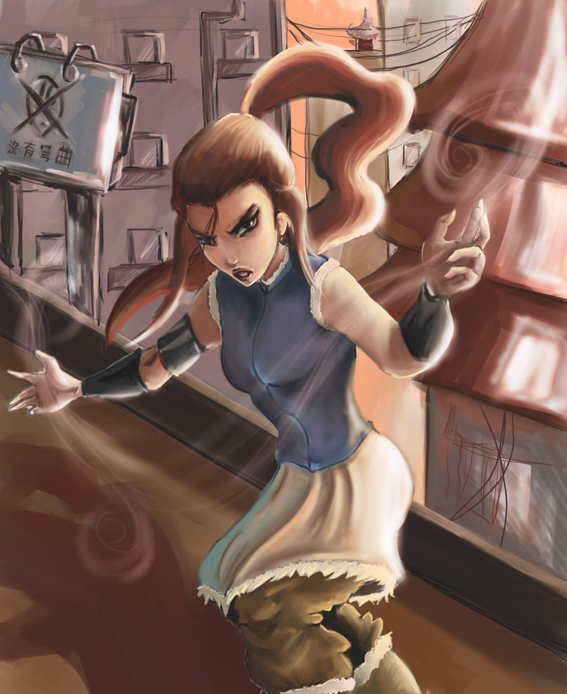 Avatar: The Legend of Korra by ChristyTortland