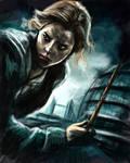 Hermione - Deathly Hallows