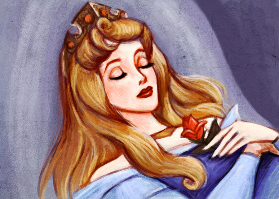 Disneys sleeping beauty deviantart sleeping beauty by serena