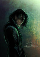 Young Severus Snape by ChristyTortland