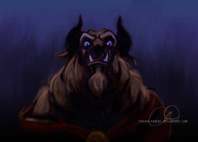 The Beast by ChristyTortland