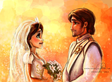 Tangled Ever After - The Wedding