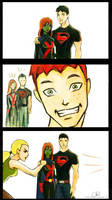 Young Justice: Say Cheese