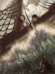 Voyage of the Dawn Treader cover