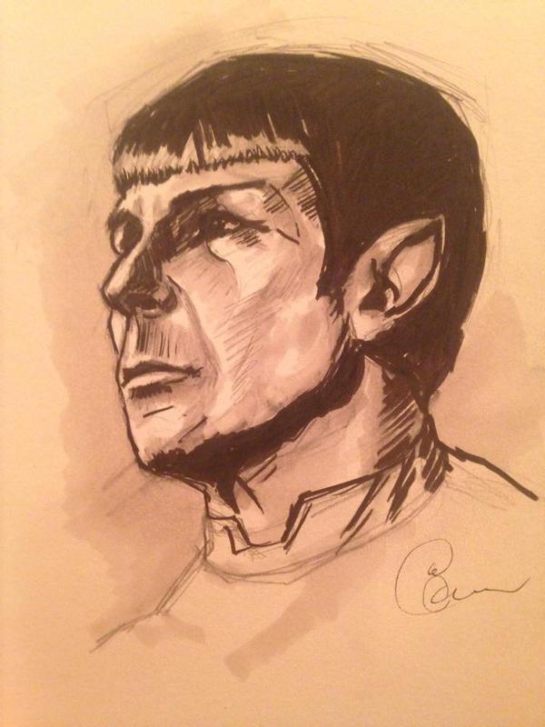 Live Long and Prosper by ChristyTortland