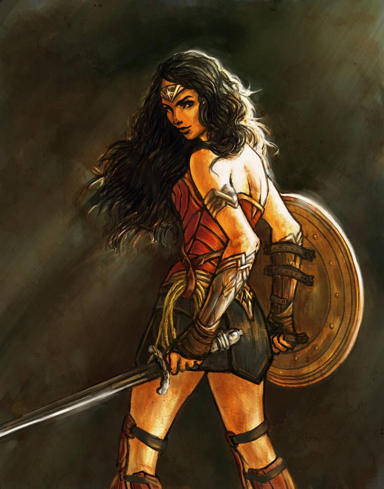Wonder Woman - Art of Wonder