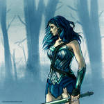 Wonder Woman - No Man's Land