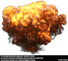 Explosion Test by Gamekiller48