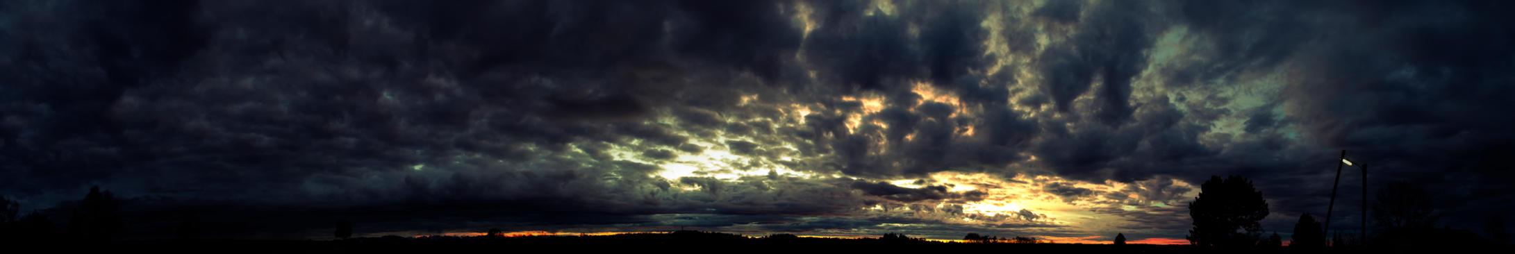 Storm Sky by Gamekiller48
