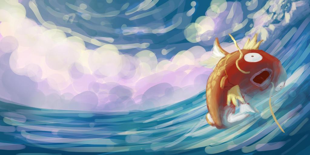 Magikarp by Gamekiller48