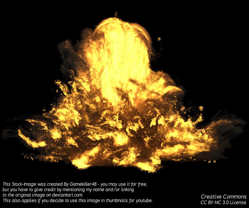 Explosion 7 by Gamekiller48
