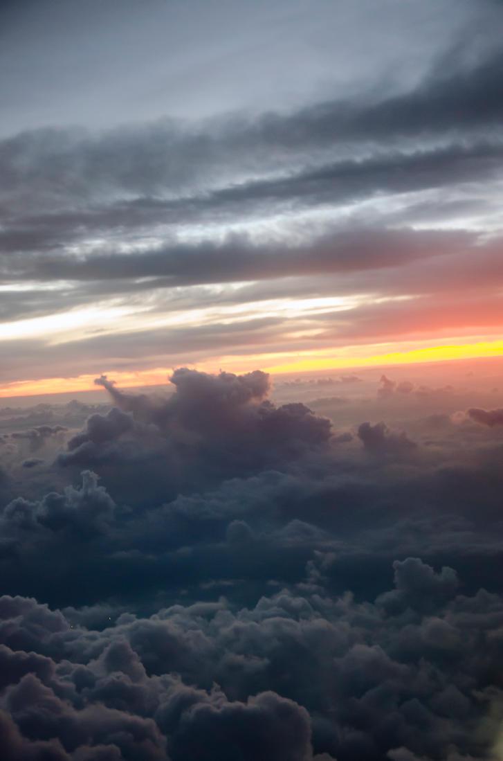 Evening Sky by Gamekiller48