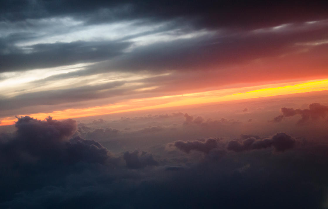 Evening Sky 2 by Gamekiller48