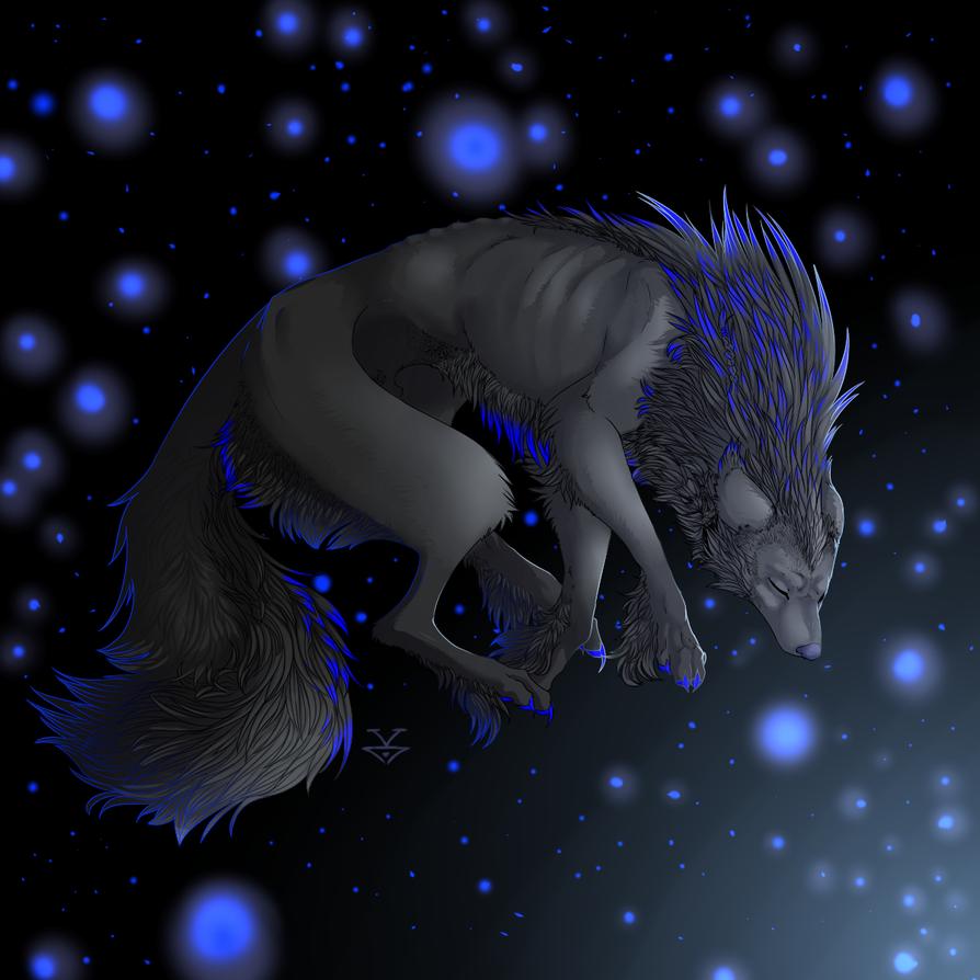 Blue Universe by Deroko