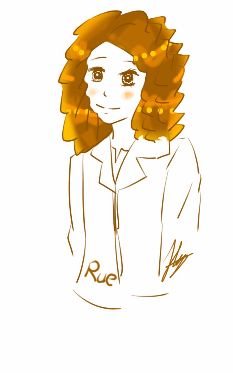 Rue sketch