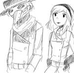 Plague Doctor And Dr. May