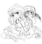 Ellia And Ai Nina