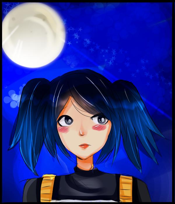 [Saiyan OC] Aria