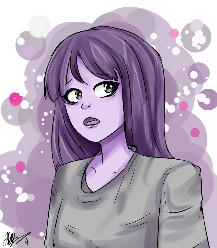[Commission] Erma The Ghost