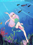 Under The Sea || P2D