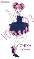 Chika    VOCALOID 3