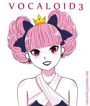 Queen Chika || Vocaloid 3