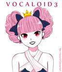 Queen Chika    Vocaloid 3