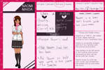 Love Letter OC :: Naomi Maida