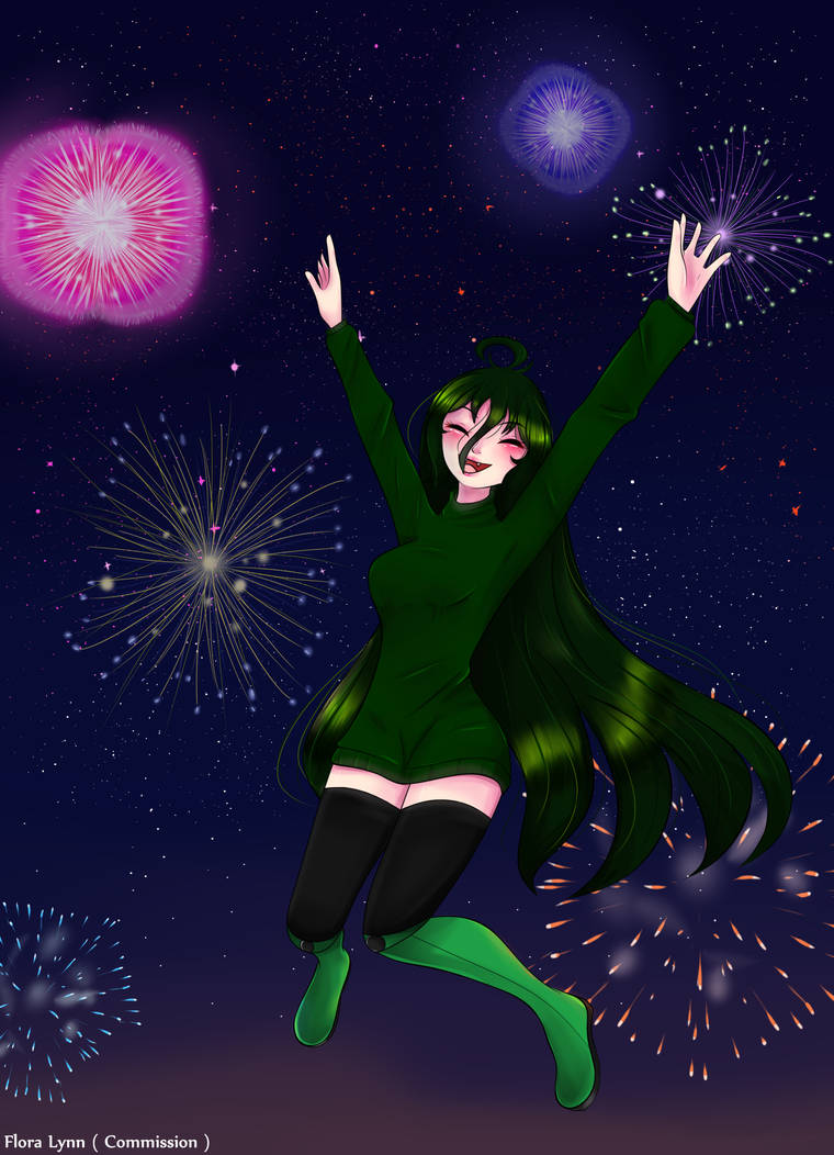 Commission || FIREWORK