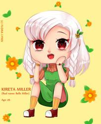 OC ||  Kireta Miller!