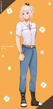OC || Arkle Castello