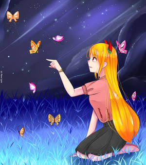 OC || Butterflies