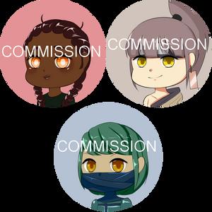 Commission || LarinaYCH