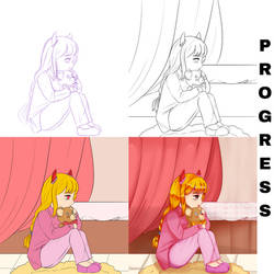 Progress || Scared