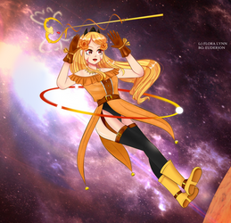 Sun Magical Girl || OC