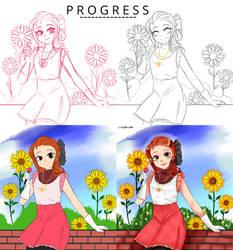 Progress || Cynthia