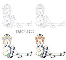 Barbara Pegg || Progress