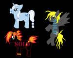Pony Theme 11-13 OPEN