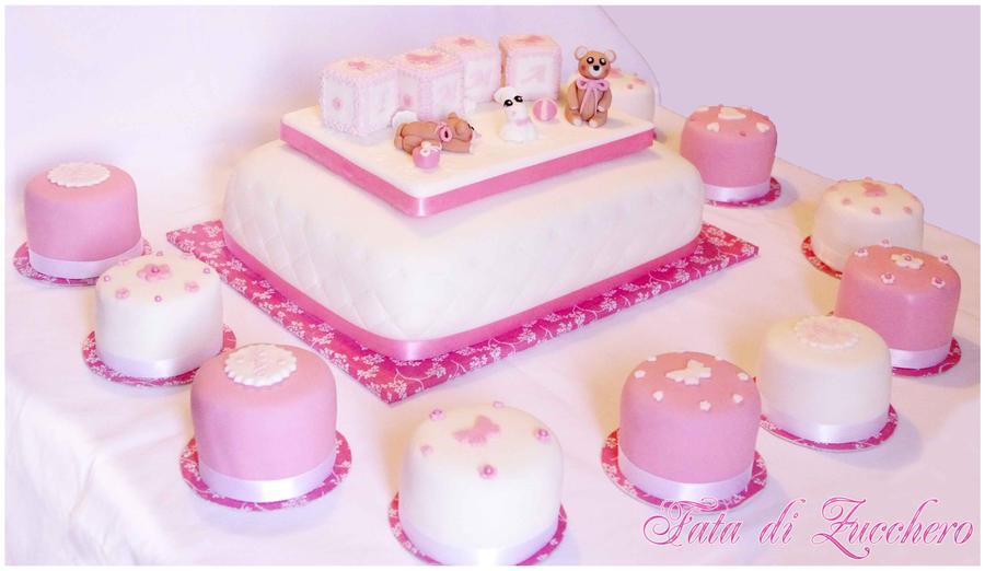 Cute Mini Cake Recipes