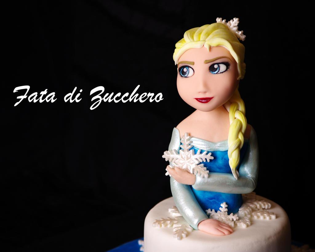 Elsa Cake Topper Walmart Canada