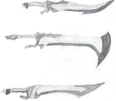3 swords by alke