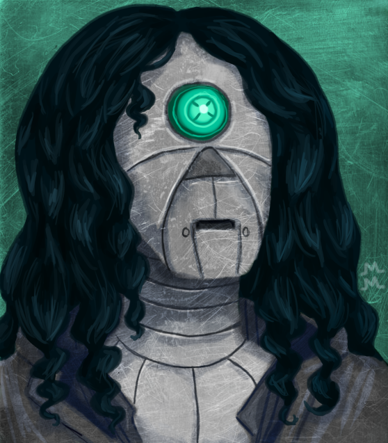 Imma robot! by MalevolentMask