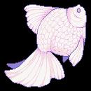 Ghost Goldfish by MalevolentMask
