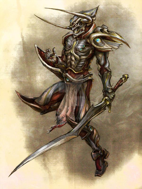 Warrior Class Dark Knight