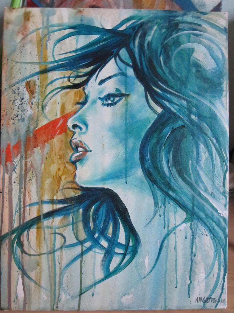 The Rain by angotti81