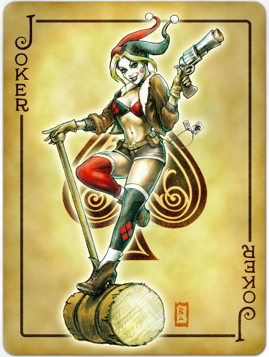 Harley Quinn by angotti81