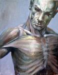Anatomy Self Portrait