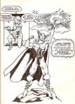 Female Thor Commission