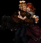 VARRIC HUG TIME