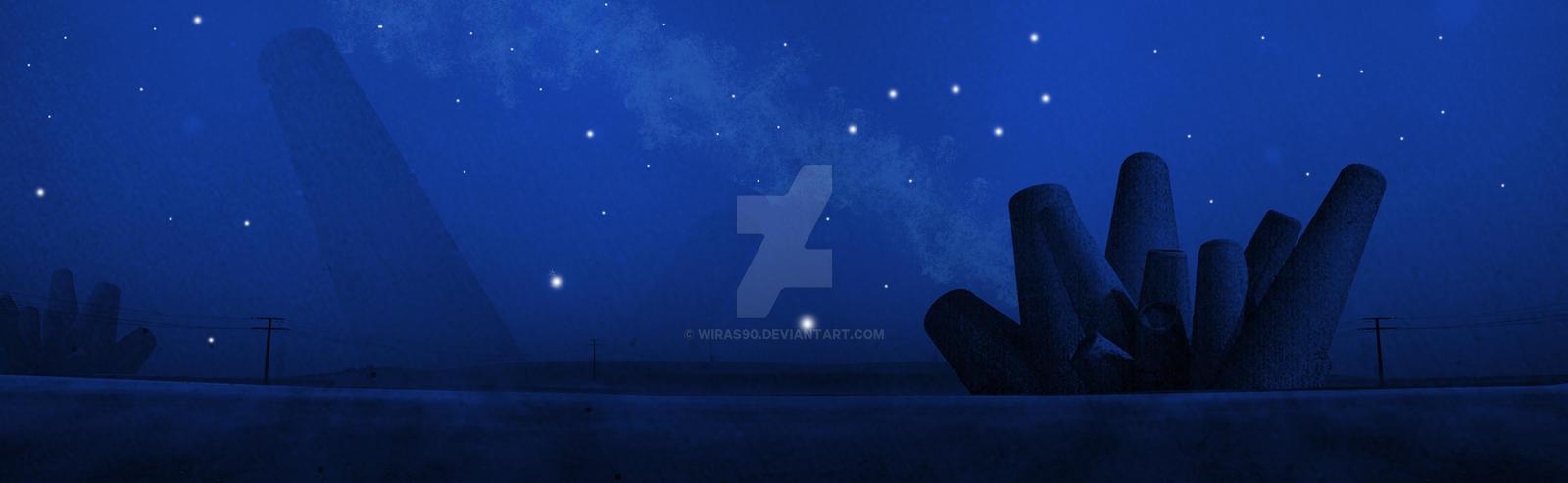 Starry Night by wiras90